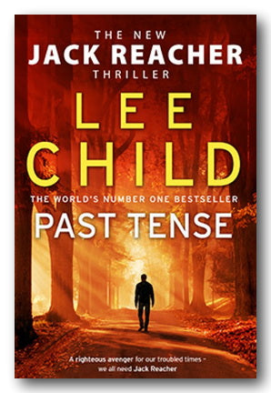 Lee Child - Past Tense (2nd Hand Paperback) | Campsie Books