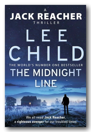 Lee Child - The Midnight Run (2nd Hand Hardback) | Campsie Books