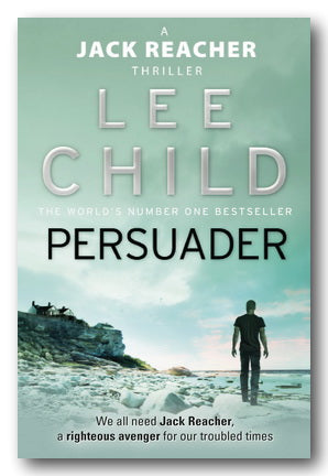 Lee Child - Persuader (2nd Hand Paperback)