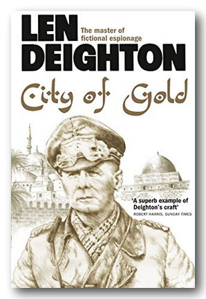 Len Deighton - City of Gold (2nd Hand Paperback) | Campsie Books