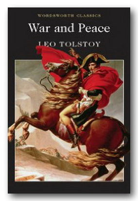Leo Tolstoy - War & Peace (2nd Hand Paperback) | Campsie Books