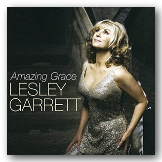 Lesley Garrett - Amazing Grace (2nd Hand CD) | Campsie Books