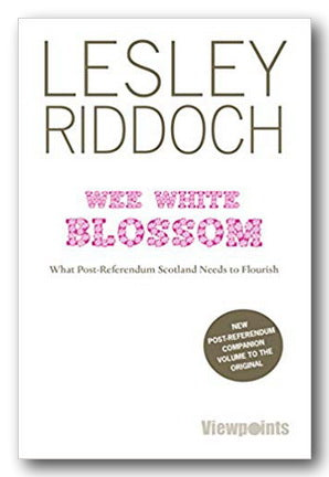 Lesley Riddoch - Wee White Blossom