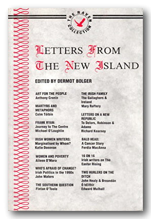Letters From The New Island (2nd Hand Paperback) | Campsie Books