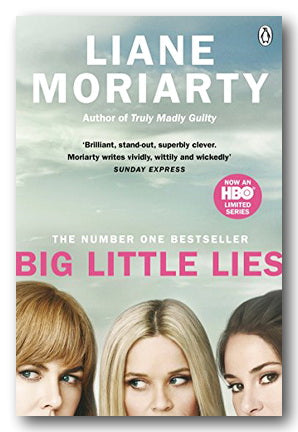 Liane Moriarty - Big Little Lies (Options Available)