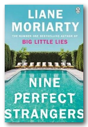 Liane Moriarty - Nine Perfect Strangers (2nd Hand Paperback) | Campsie Books