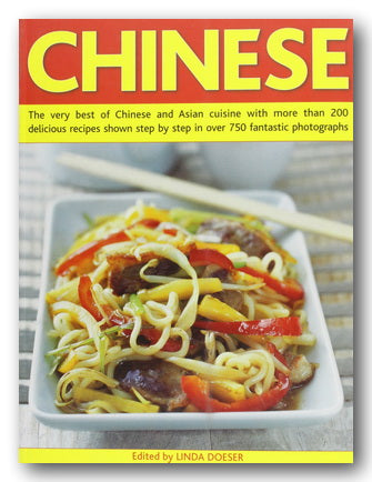 Linda Doeser - Chinese (The Very Best of Chinese & Asian Cuisine) (2nd Hand Paperback) | Campsie Books