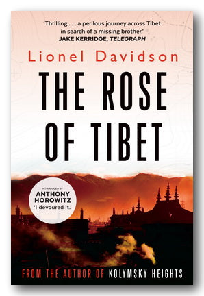 Lionel Davidson - The Rose of Tibet (2nd Hand Paperback) | Campsie Books