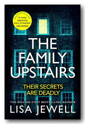 Lisa Jewell - The Family Upstairs (2nd Hand Paperback) | Campsie Books