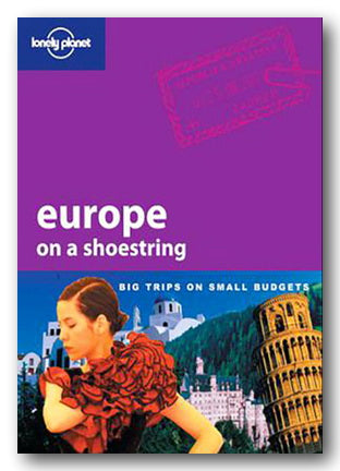 Lonely Planet - Europe on a Shoestring (2nd Hand Paperback) | Campsie Books