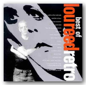 Lou Reed - Retro (2nd Hand CD) | Campsie Books