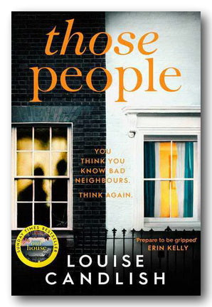 Louise Candlish - Those People (2nd Hand Paperback) | Campsie Books