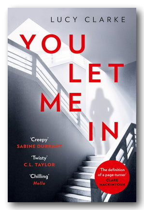 Lucy Clarke - You Let Me In (2nd Hand Paperback) | Campsie Books