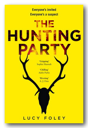 Lucy Foley - The Hunting Party (2nd Hand Paperback) | Campsie Books