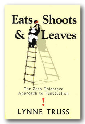 Lynne Truss - Eats Shoots & Leaves (2nd Hand Hardback) | Campsie Books