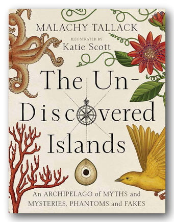 Malachy Tallack - The Un-Discovered Islands (2nd Hand Hardback) | Campsie Books