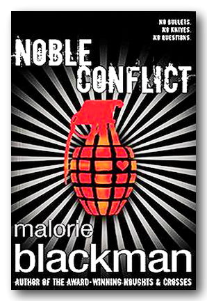Malorie Blackman - Noble Conflict (2nd Hand Hardback) | Campsie Books