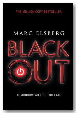 Marc Elsberg - Black Out (2nd Hand Paperback) | Campsie Books