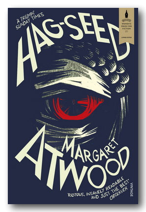 Margaret Atwood - Hag-Seed (2nd Hand Paperback) | Campsie Books
