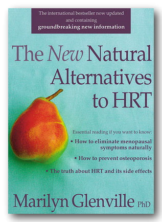 Marilyn Glenville - The New Natural Alternatives to HRT | Campsie Books