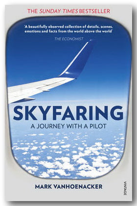 Mark Vanhoenacker - Skyfaring (2nd Hand Paperback) | Campsie Books