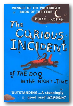 Mark Haddon - The Curious Incident of The Dog In The Night Time (2nd Hand Paperback) | Campsie Books