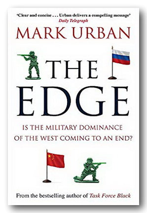 Mark Urban - The Edge (2nd Hand Paperback) | Campsie Books
