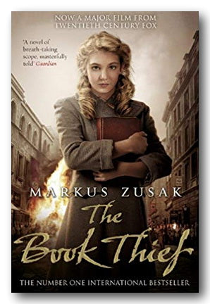 Markus Zusak - The Book Thief | Campsie Books