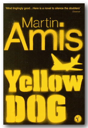 Martin Amis - Yellow Dog (2nd Hand Paperback) | Campsie Books