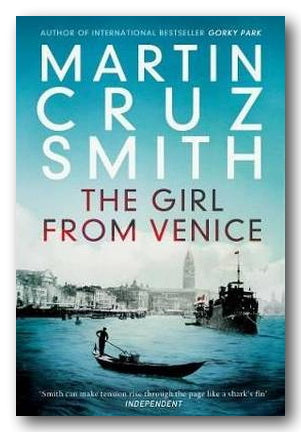 Martin Cruz Smith - The Girl From Venice (2nd Hand Paperback)