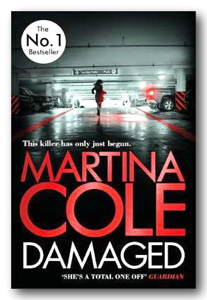 Martina Cole - Damaged (2nd Hand Paperback) | Campsie Books