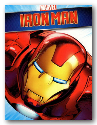 Marvel - Iron Man (Parragon) (2nd Hand Softback) | Campsie Books