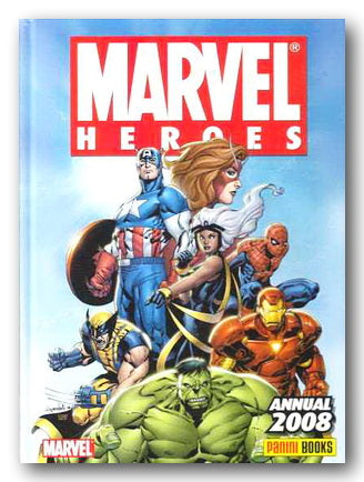 Marvel Heroes Annual 2008 (Panini Books) (2nd Hand Hardback) | Campsie Books