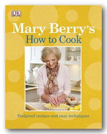 Mary Berry's How To Cook (DK) (2nd Hand Paperback) | Campsie Books