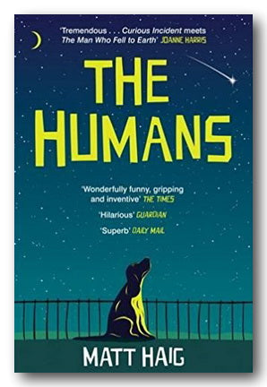 Matt Haig - The Humans (2nd Hand Paperback) | Campsie Books