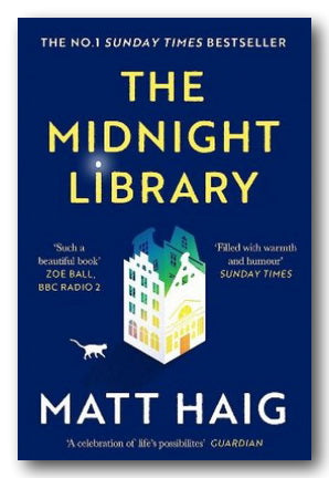 Matt Haig - The Midnight Library (New Paperback) | Campsie Books