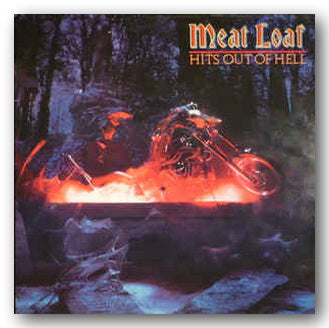 Meat Loaf - Hits out of Hell | Campsie Books