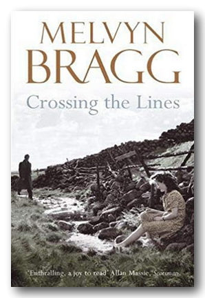 Melvyn Bragg - Crossing The Lines (2nd Hand Paperback) | Campsie Books