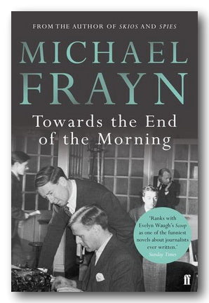 Michael Fryan - Towards The End Of Morning (2nd Hand Paperback) | Campsie Books