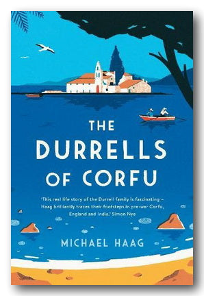Michael Haag - The Durrells of Corfu (2nd Hand Paperback) | Campsie Books