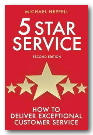 Michael Hepell - 5 Star Service (2nd Edition) (2nd Hand Paperback) | Campsie Books