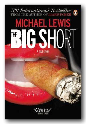 Michael Lewis - The Big Short (A True Story) (2nd Hand Paperback) | Campsie Books