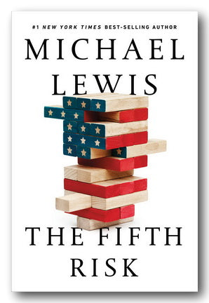 Michael Lewis - The Fifth Risk (2nd Hand Hardback) | Campsie Books