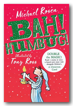 Michael Rosin - Bah Humbug! (2nd Hand Paperback) | Campsie Books