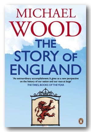 Michael Wood - The Story of England (2nd Hand Paperback) | Campsie Books