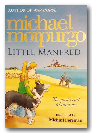 Michael Morpurgo - Little Manfred (2nd Hand Paperback) | Campsie Books