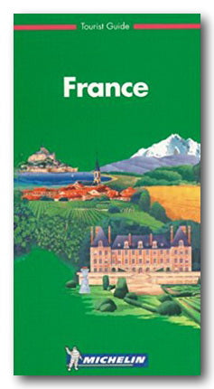 Michelin Green Guide To France (2nd Hand Softback) | Campsie Books