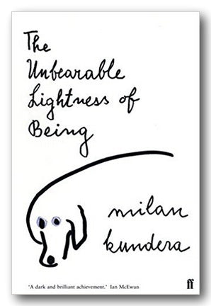 Milan Kundera - The Unbearable Lightness of Being (2nd Hand Paperback)