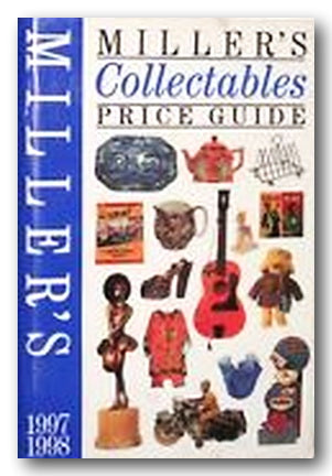 Miller's Collectables Price Guide 1997-1998 (2nd Hand Hardback) | Campsie Books