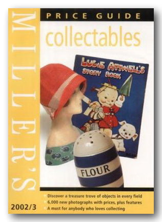 Miller's Collectables Price Guide 2002-2003 (2nd Hand Hardback) | Campsie Books